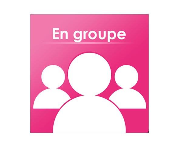 En groupe