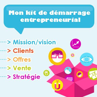 Kit de démarrage de votre entreprise